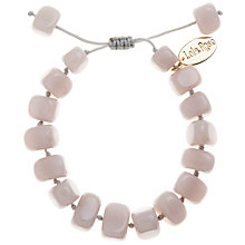 Buy Lola Rose Fern Semi Precious Stone Bracelet Online at johnlewis.com