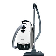 Buy Miele S778 Allergy HEPA Cylinder Vacuum Cleaner, White Online at johnlewis.com