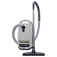Buy Miele S8 Total Care Cylinder Vacuum Cleaner, Grey Online at johnlewis.com