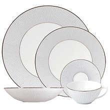 Buy Jasper Conran for Wedgwood Pinstripe Online at johnlewis.com