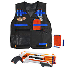 Buy Nerf Exclusive Vest and Blaster Pack Online at johnlewis.com