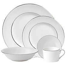 Buy Vera Wang for Wedgwood Blanc sur Blanc Online at johnlewis.com