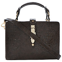 Buy Dune Dubble Double Frame Satchel Bag Online at johnlewis.com