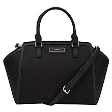 Buy DKNY Heritage Tote Bag, Black Online at johnlewis.com