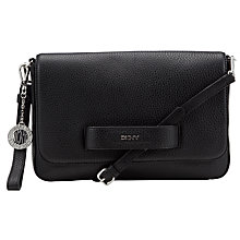 Buy DKNY Tribeca Leather Across Body Handbag Online at johnlewis.com