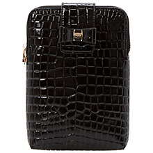 Buy Dune Scrocpad iPad Case, Black Online at johnlewis.com