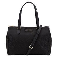 Buy DKNY Heritage Shopper Bag, Black Online at johnlewis.com
