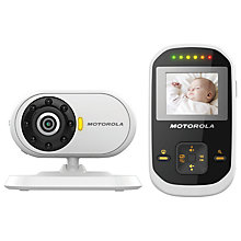 Buy Motorola MBP18 Digital Video Monitor Online at johnlewis.com