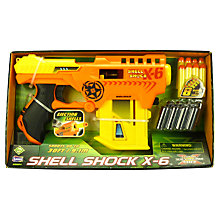 Buy Shell Shot X-6 Blaster Online at johnlewis.com