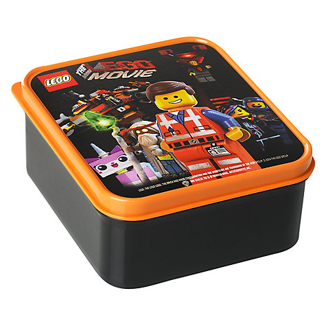 Buy The LEGO Movie Lunch Box Online at johnlewis.com