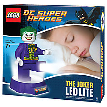 Buy LEGO Super Heroes Joker Light Set Online at johnlewis.com