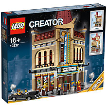 Buy LEGO Creator Palace Cinema Online at johnlewis.com