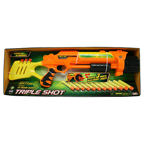 Buy Triple Shot Blaster Online at johnlewis.com