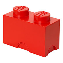Buy The LEGO Movie 2 Stud Storage Brick Online at johnlewis.com