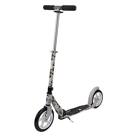 Buy Micro Scooters Floral Micro Scooter, White Online at johnlewis.com