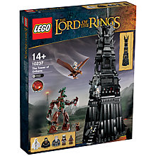 Buy LEGO Lord of the Rings: The Tower Of Orthanc Online at johnlewis.com