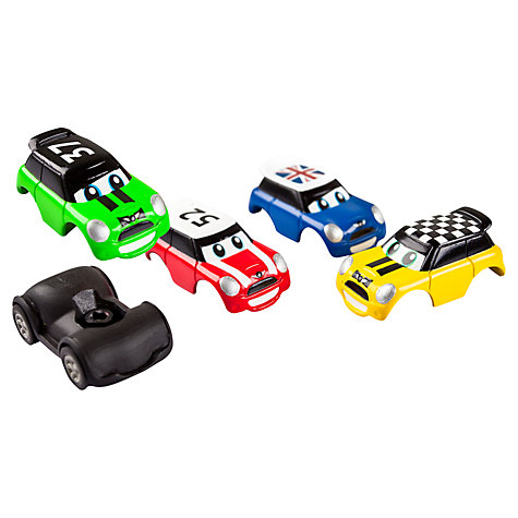 Buy Go Mini Turbo Pullbacks Stunt Set Online at johnlewis.com