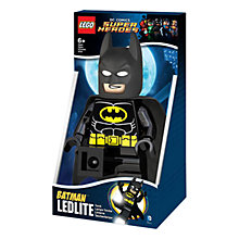 Buy LEGO Super Heroes Batman LED Light Online at johnlewis.com