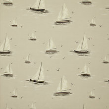 Buy John Lewis Maritime Fabric, Natural Online at johnlewis.com
