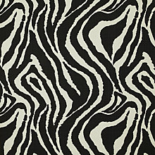 Buy John Lewis Sinkoku Fabric, Black Online at johnlewis.com