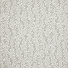 Buy John Lewis Pinnately Fabric, Natural Online at johnlewis.com