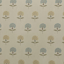 Buy Voyage Tigres Fabric, Duck Egg Online at johnlewis.com