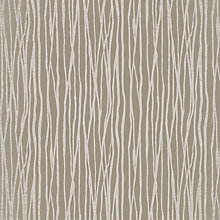 Buy John Lewis Undulated Stripe Fabric, Natural Online at johnlewis.com