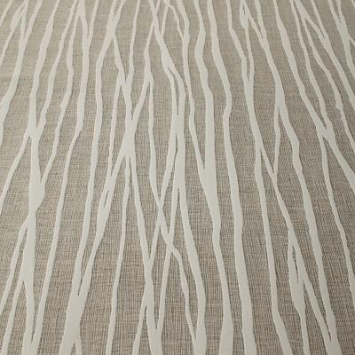 John Lewis Undulated Stripe Furnishing Fabric, Natural