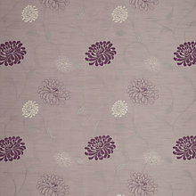 Buy John Lewis Priscilla Curtain, Lilac Online at johnlewis.com
