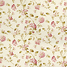 Buy John Lewis Hydrangea Curtain, Pink Online at johnlewis.com