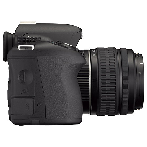 "Buy Pentax K-500 Digital SLR Camera with 18-55mm Lens, HD 1080p, 16MP, 3"" LCD Screen Online at johnlewis.com"