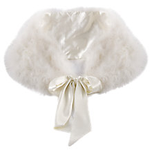 Buy Chesca Feather Stole Online at johnlewis.com