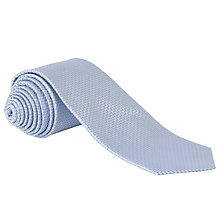 Buy John Lewis Semi Plain Tie Online at johnlewis.com