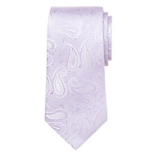 Buy John Lewis Paisley Silk Tie Online at johnlewis.com
