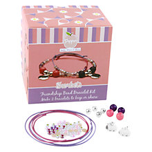Buy Pippin Sherbet Make Your Own Friendship Bracelets Kit Online at johnlewis.com