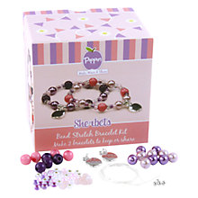 Buy Pippin Sherbets Friendship Bead Bracelet Kit Online at johnlewis.com