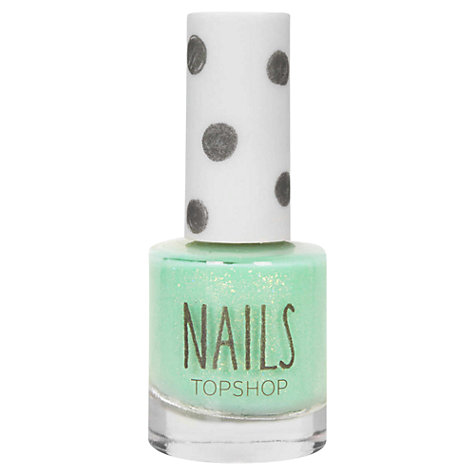 Buy TOPSHOP Nails - Pastel Glitter Online at johnlewis.com