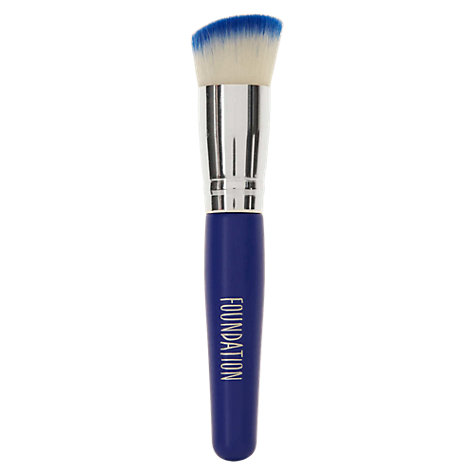 Buy TOPSHOP Stippling Brush, Cobalt Online at johnlewis.com