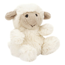 Buy Jellycat Poppet Sheep Online at johnlewis.com