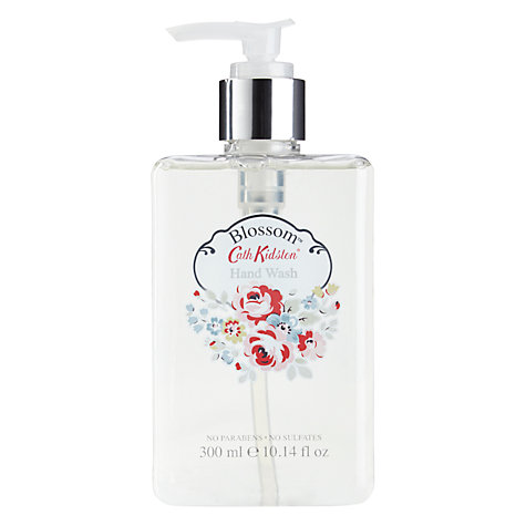 Buy Cath Kidston Hand Wash, Blossom, 300ml Online at johnlewis.com