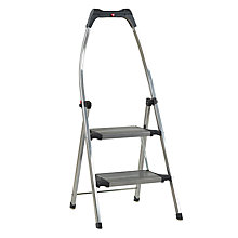 Buy Hailo Living Deluxe Folding 2 Step Ladder Online at johnlewis.com