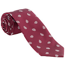 Buy John Lewis Large Paisley Tie Online at johnlewis.com