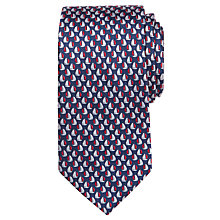 Buy John Lewis Sailboat Print Tie Online at johnlewis.com