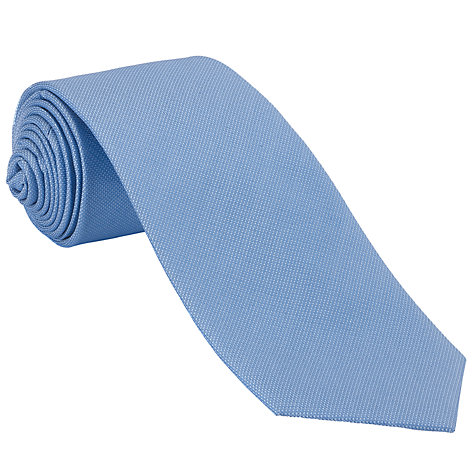 Buy John Lewis Pindot Silk Tie Online at johnlewis.com