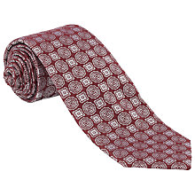 Buy John Lewis Ornamental Silk Tie Online at johnlewis.com