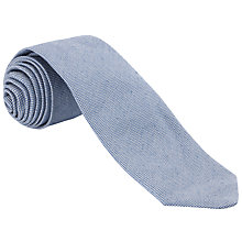Buy John Lewis Made in Italy Semi Plain Tie Online at johnlewis.com