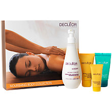 Buy Decléor Nourishing Body Collection Online at johnlewis.com