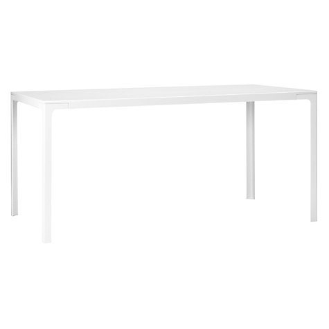 Buy John Lewis Glacier 6 Seater Dining Table Online at johnlewis.com