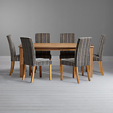 Buy John Lewis Orly 6 Seater Dining Set Online at johnlewis.com