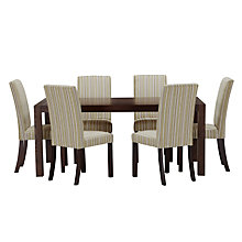 Buy John Lewis Marco 6 Seater Dining Set Online at johnlewis.com